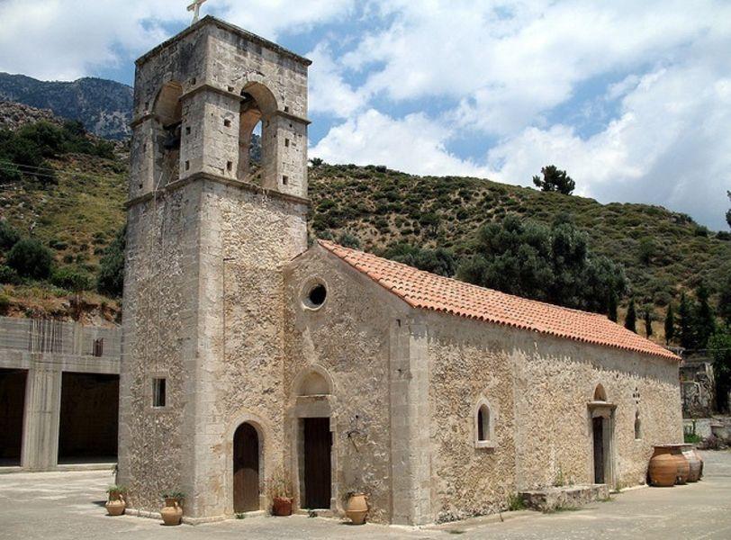 Монастырь Врондисиу