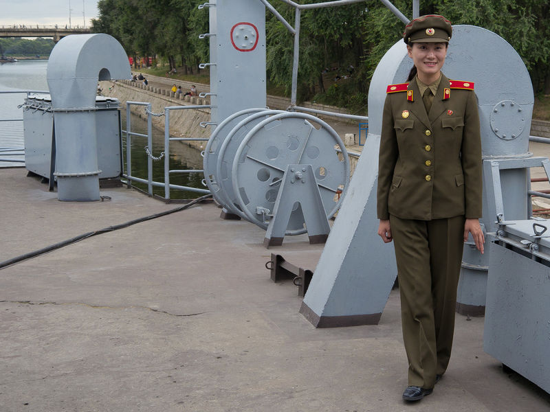 Знакомство с Пхеньяном
