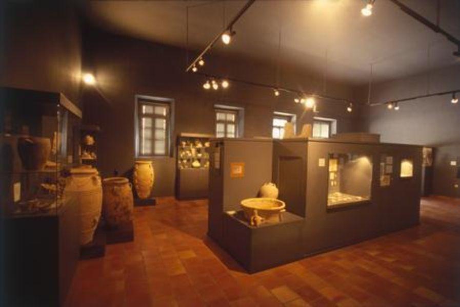 Археологический музей, Арханес