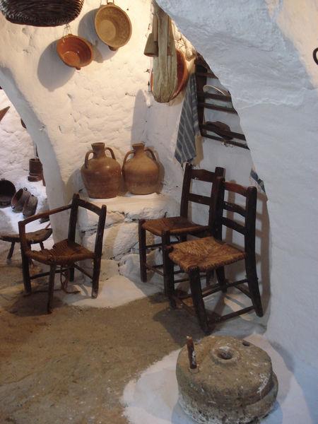 Этнографический музей, Айос-Георгиос