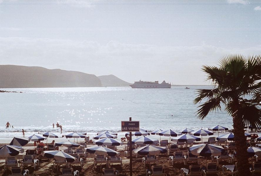 Солнечный остров Тенерифе!