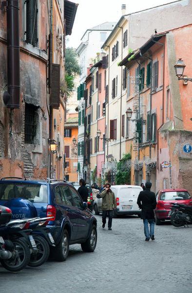 Рим, Трастевере