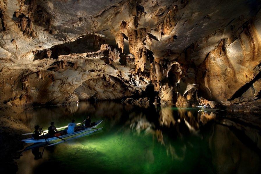 Национальный парк подземной реки