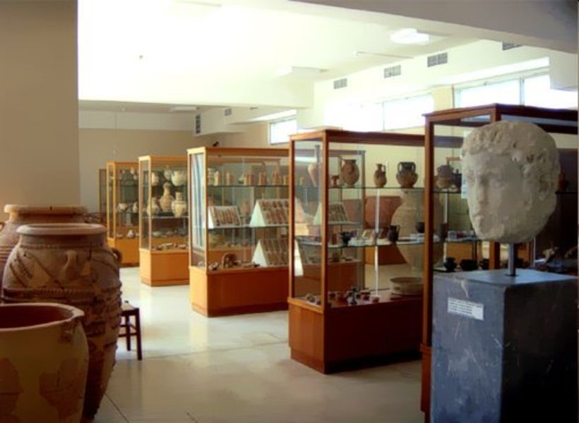 Археологический музей Ситии