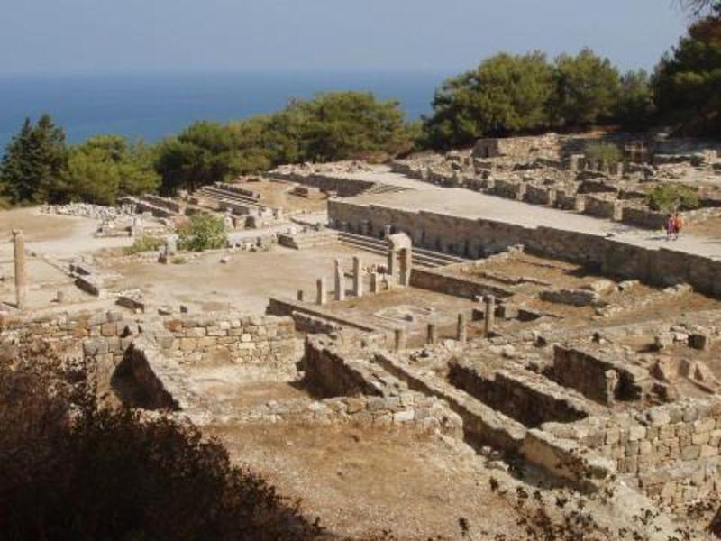Античный Камейрос