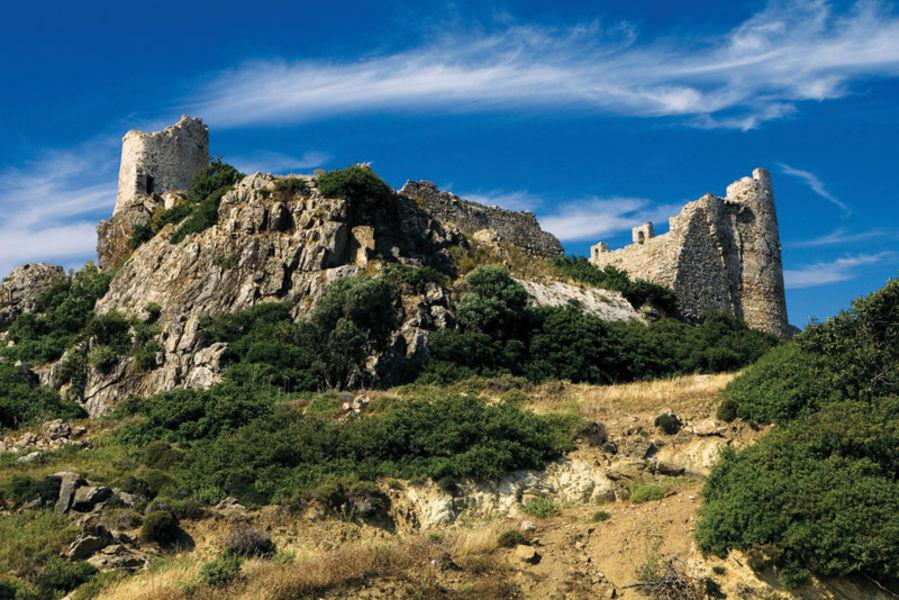 Замок Фараклос