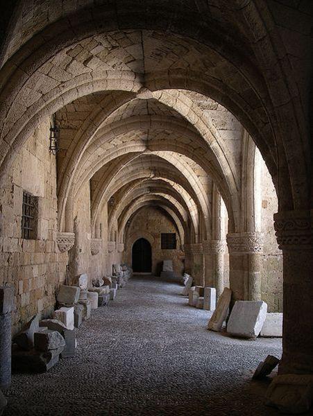 Археологический музей, Родос