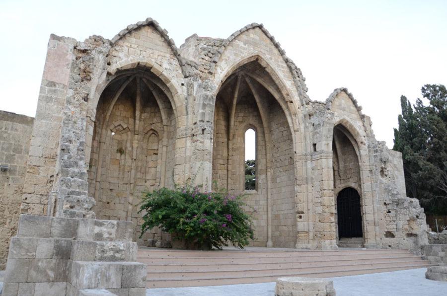 Церковь Богородицы Победительницы
