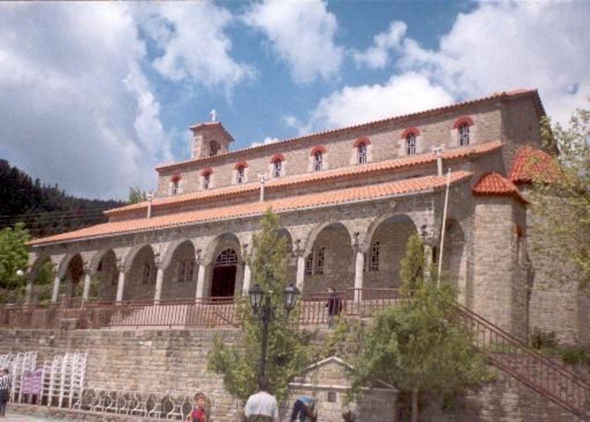 Монастырь Св. Пантелеимона