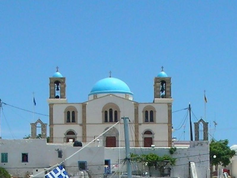 Церковь Св. Иоанна Богослова