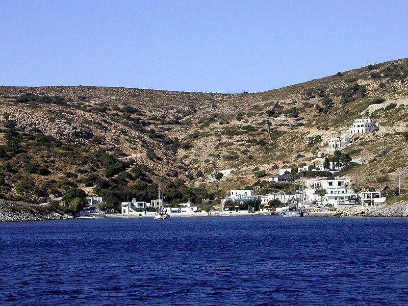 Остров Агатониси
