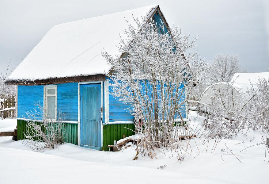 Разгул стихии с Москве или Сказка в Подмосковье!