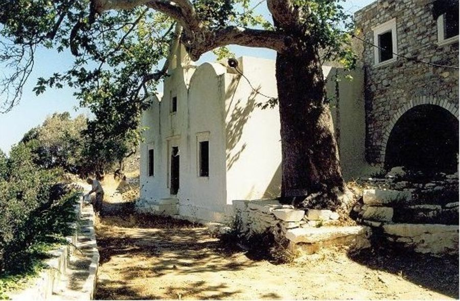 Монастырь Айия