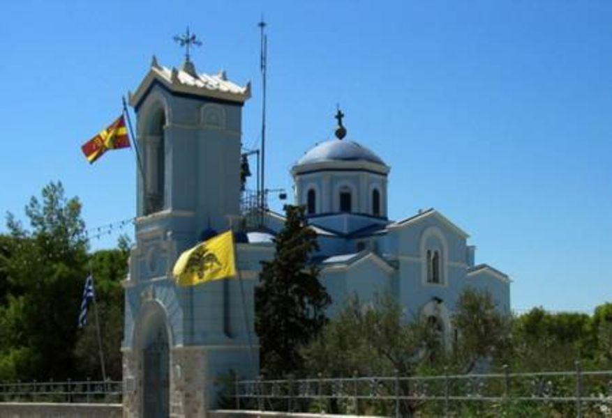Православная церковь Св. Иоанна