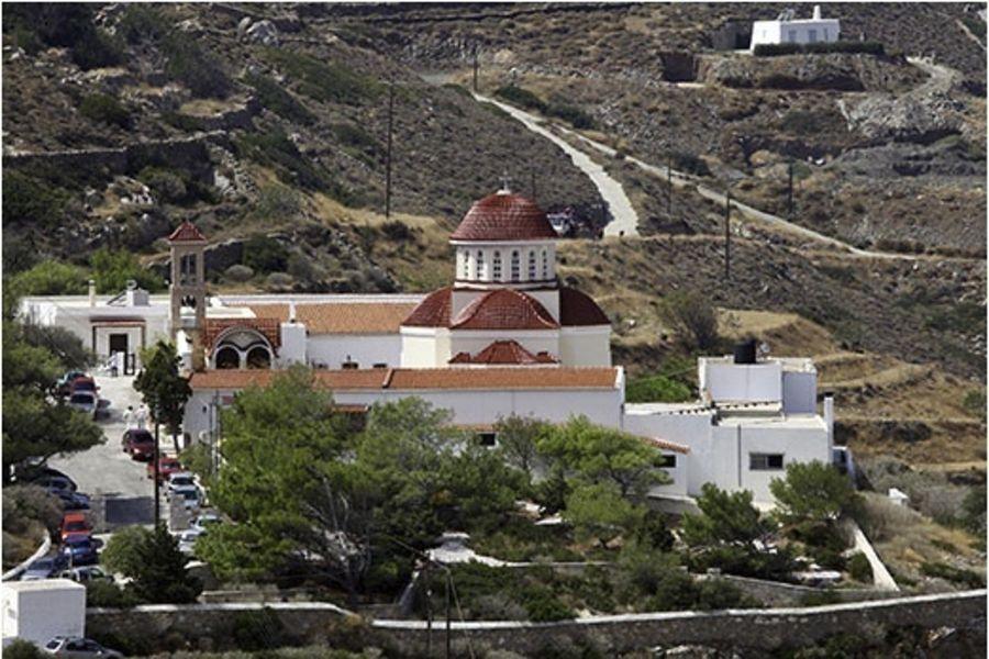 Монастырь Св. Варвары