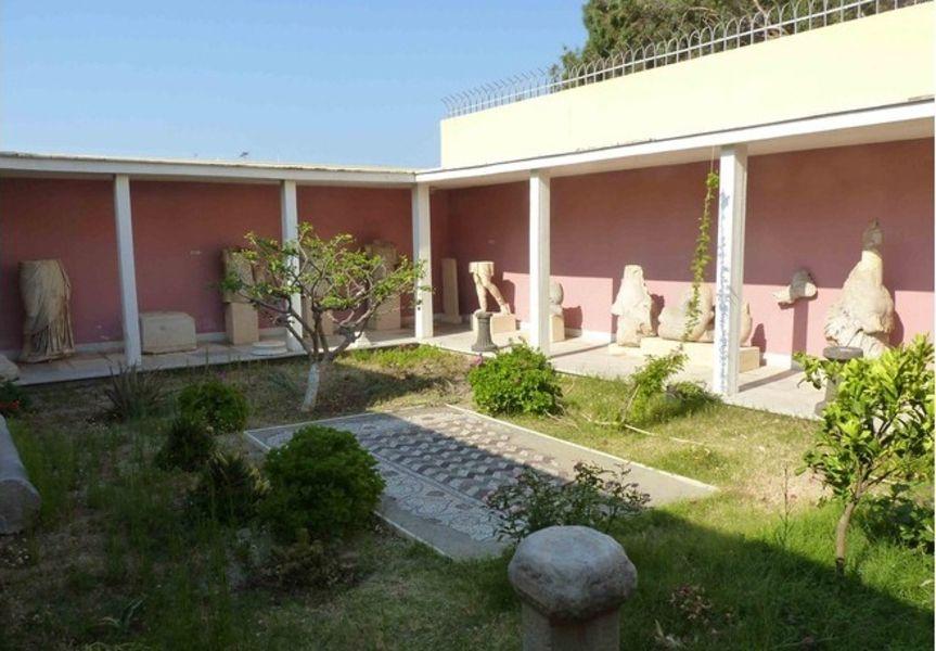 Археологический музей, Остров Тинос