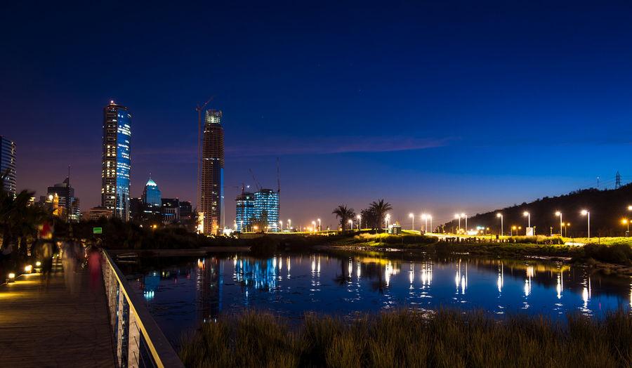 Мой отдых в Сантьяго