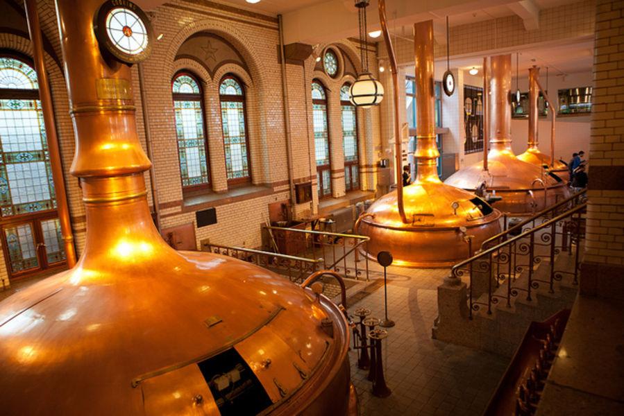 Музей пива Хайникен