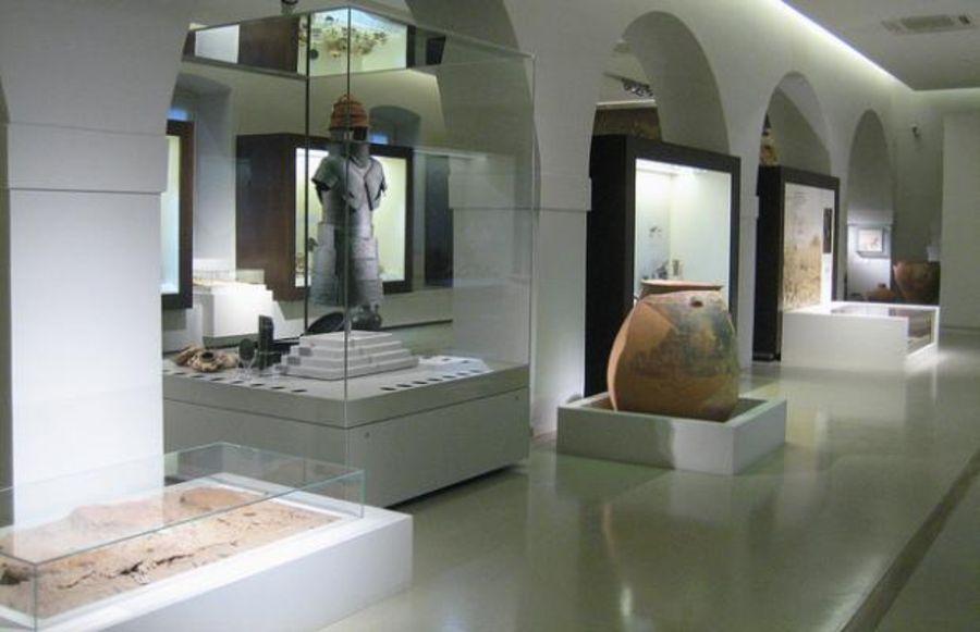 Археологический музей, Нафплион
