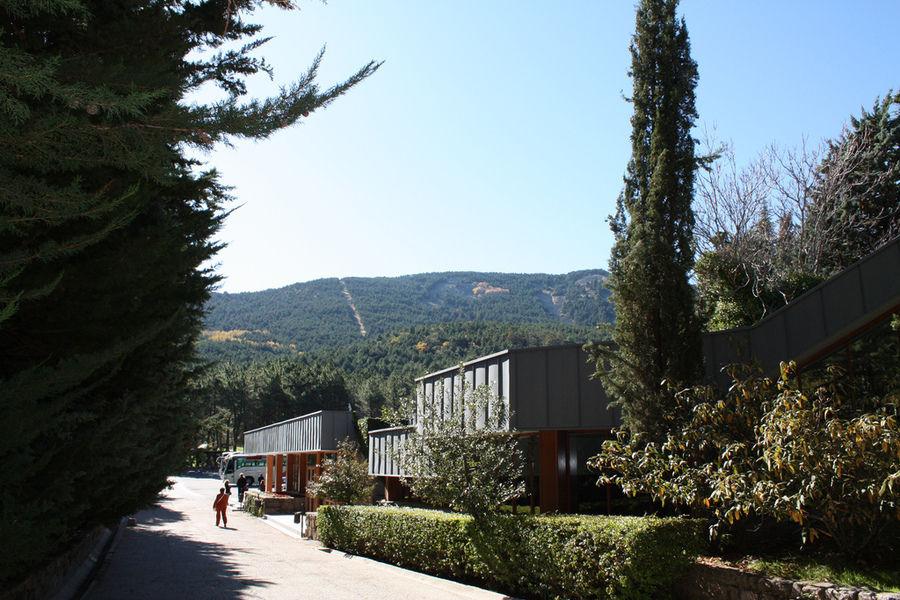 Долина Павших, Испания