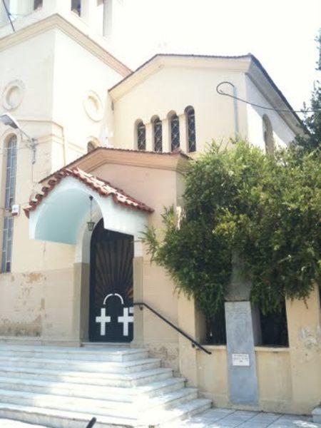 Церковь Св. Иоaнна Златоуста