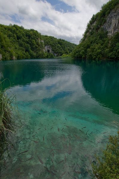 """Национальный парк """"Плитвицкие озера"""""""