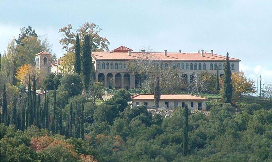 Монастырь Святая Лавра