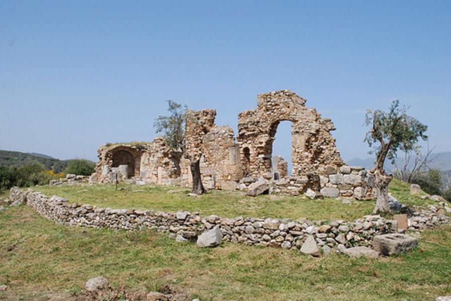 Древний Трезен