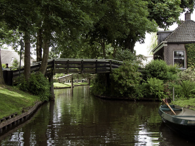 Голландская Венеция - Гитхорн