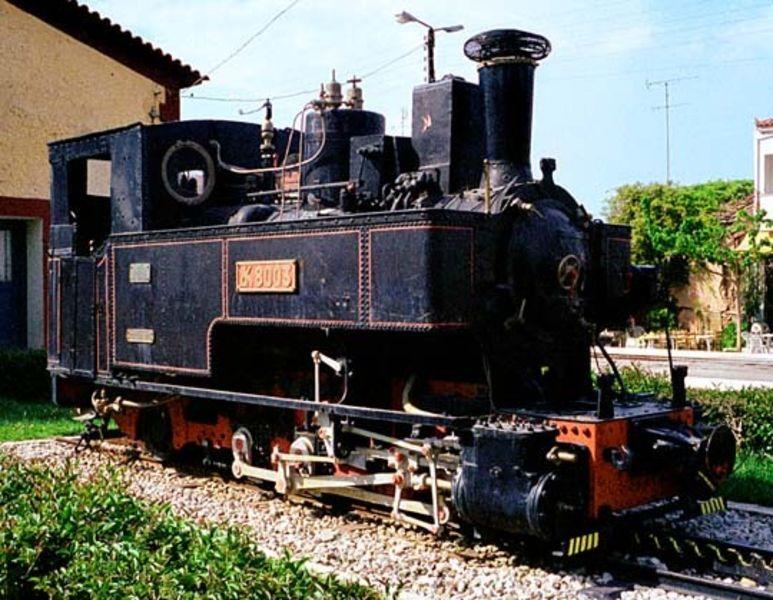 Железная дорога Калаврита – Дьякофто