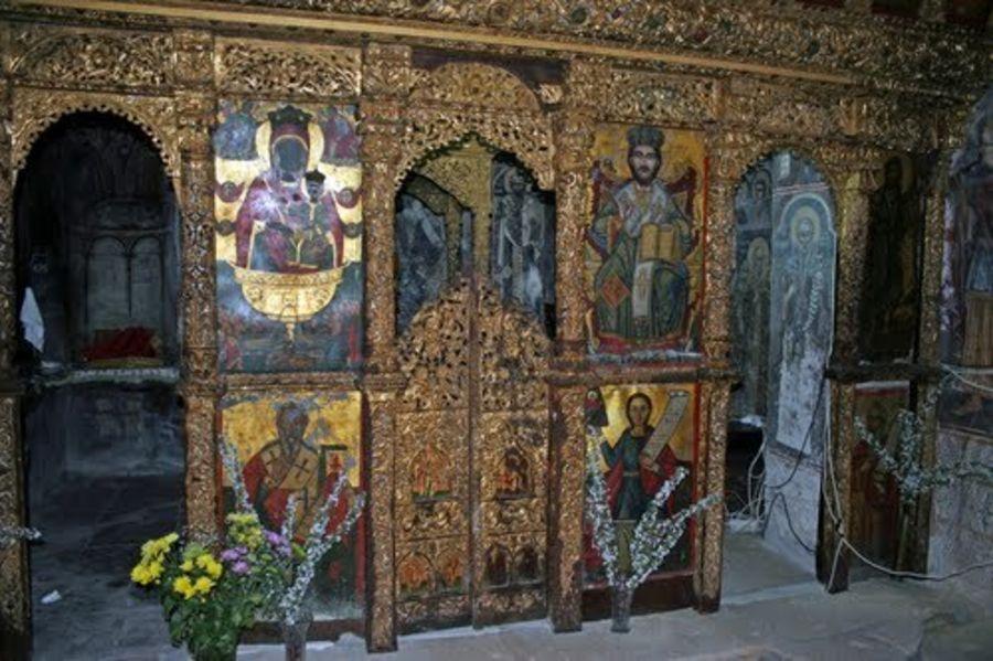 Монастырь Мони Декулу