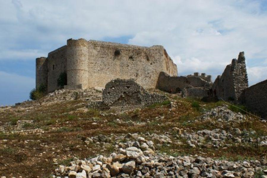Крепость Хлемуци