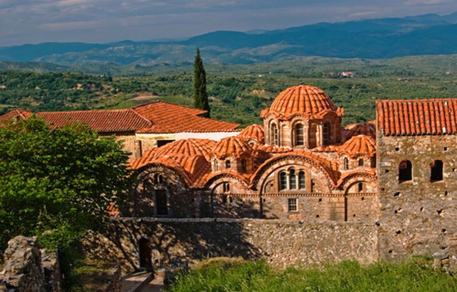 Церковь Митрополи