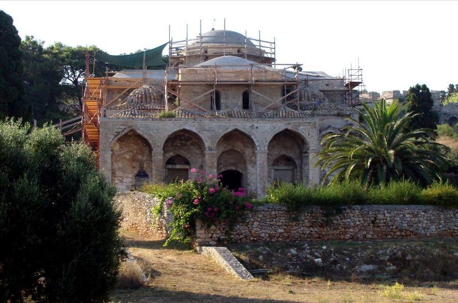 Церковь Сотирас