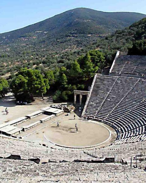 Театр Эпидавры