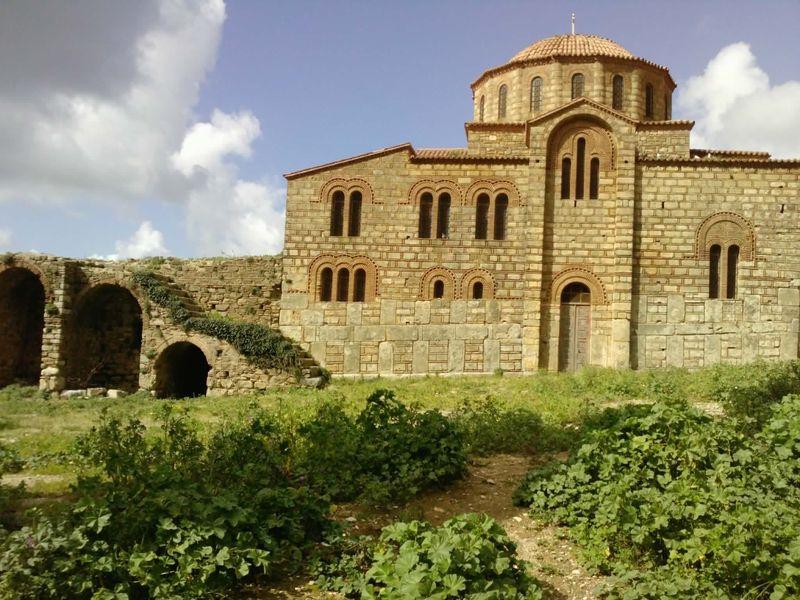 Церковь Агия Сотира