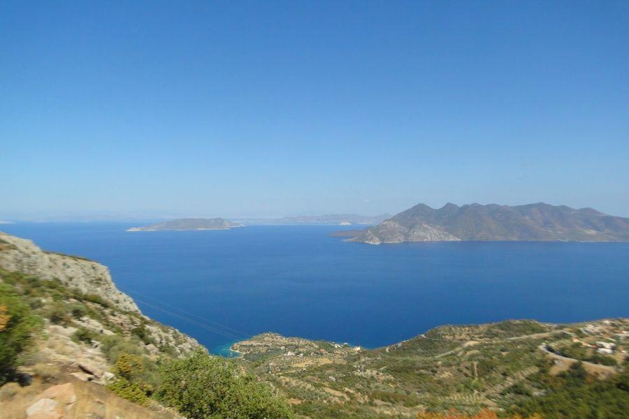 Острова залива Сароникос