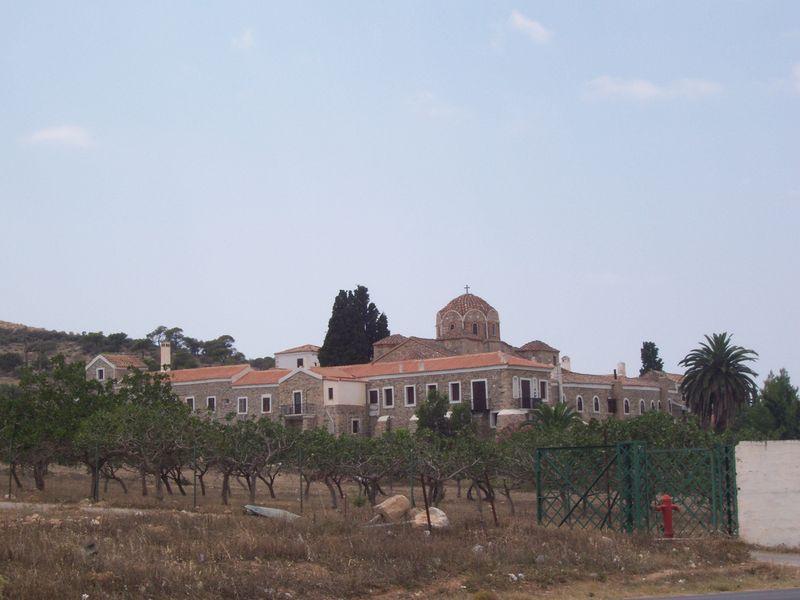 Монастырь Фанероменис