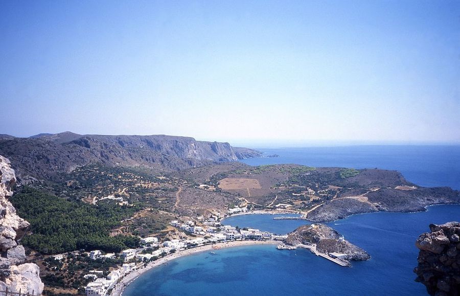 Остров Китира
