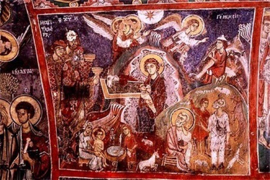 Церковь Оморфи Экклисья