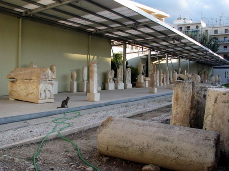 Археологический музей, Пирей