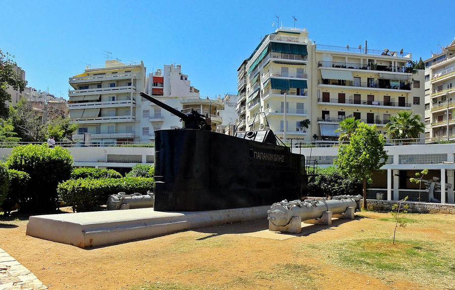 Греческий морской музей