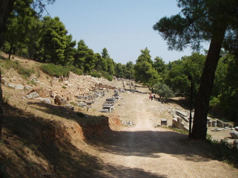 Древний Оропос