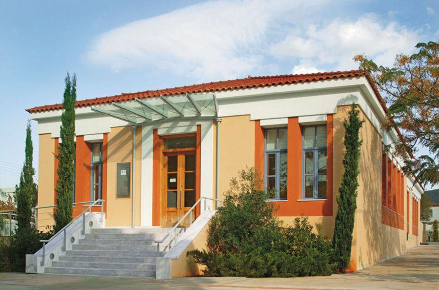 Марафонский музей