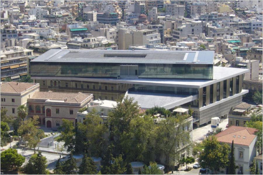Музей Акрополя