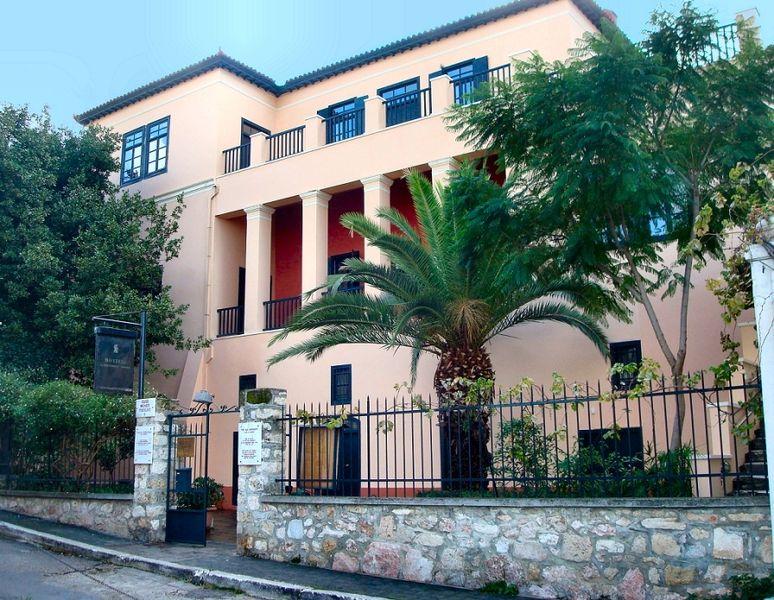 Музей Афинского университета