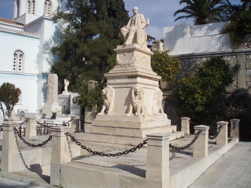 Первое кладбище Афин