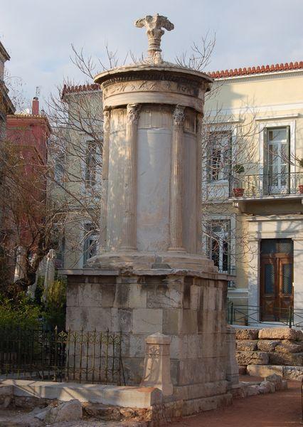Площадь Лисикрата