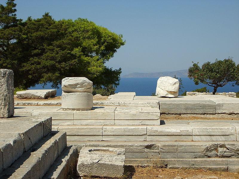 Святилище богини Немезиды