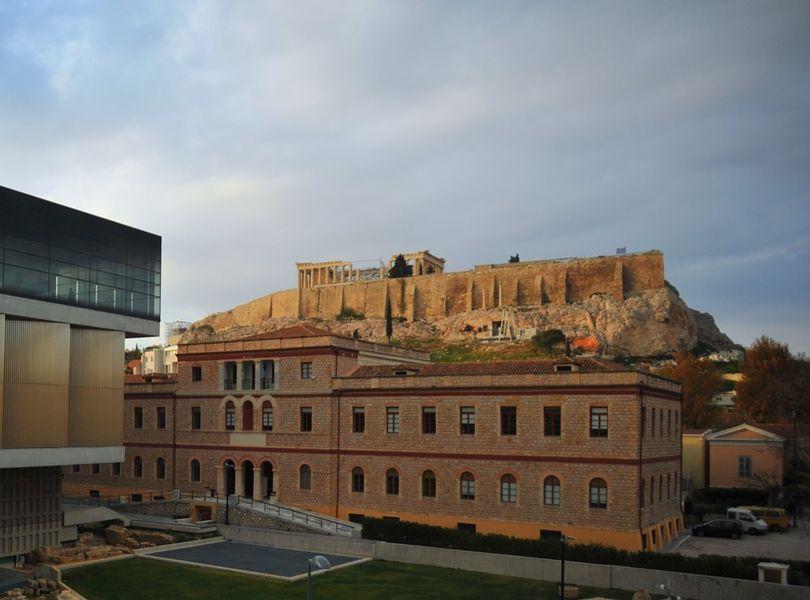 Центр изучения Акрополя